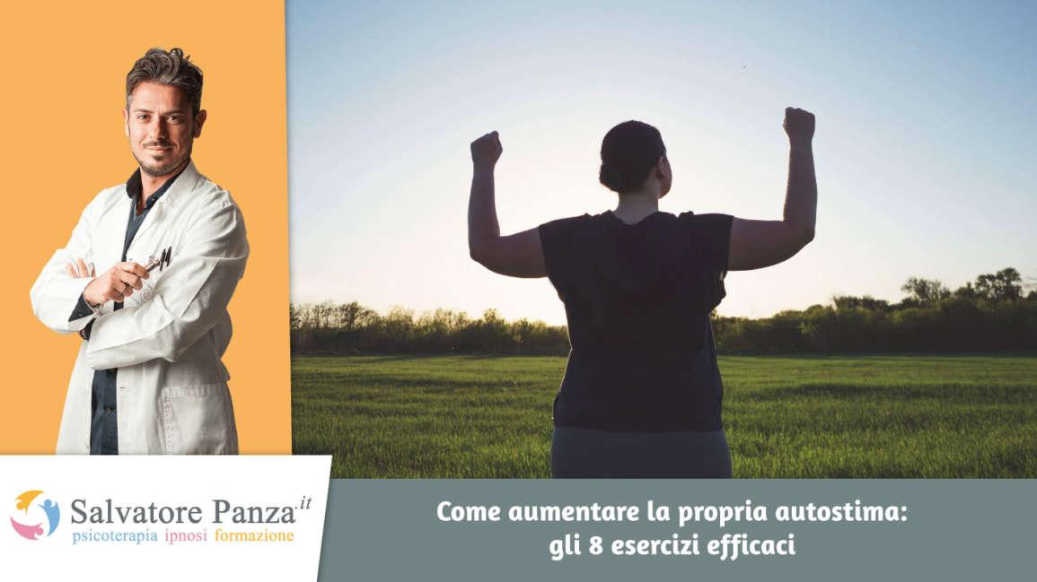 Come aumentare la propria autostima: gli 8 esercizi efficaci