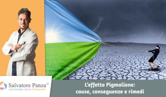 L'effetto Pigmalione e la Profezia che si autoavvera: cause, conseguenze e rimedi